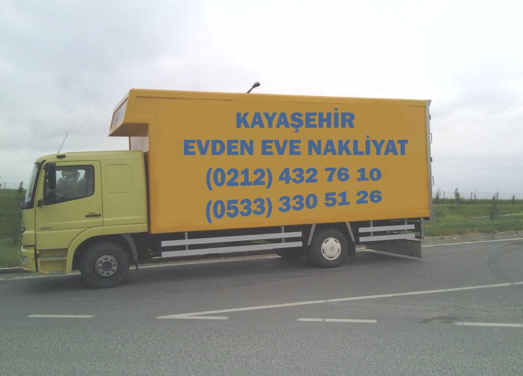 Kayaşehir Nakliyat